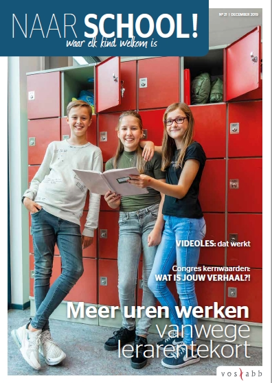 Magazine Naar School!